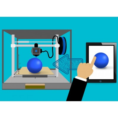 On demand 3D Printing