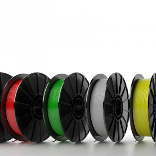 Black - Standard Filament 1.75mm - 1KG