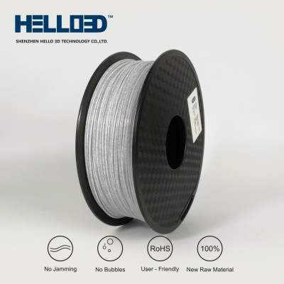 Marble-like - HELLO3D PREMIUM PLA  Filament 1.75mm - 1KG