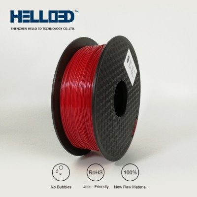 Red - HELLO3D PREMIUM PETG Filament 1.75mm - 1KG