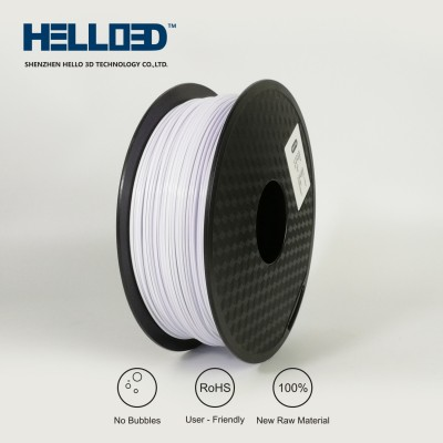 White - HELLO3D PREMIUM PETG Filament 1.75mm - 1KG