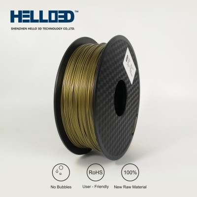 Bronze - HELLO3D PREMIUM ABS Filament 1.75mm - 1KG