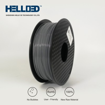 Grey - HELLO3D PREMIUM ABS Filament 1.75mm - 1KG