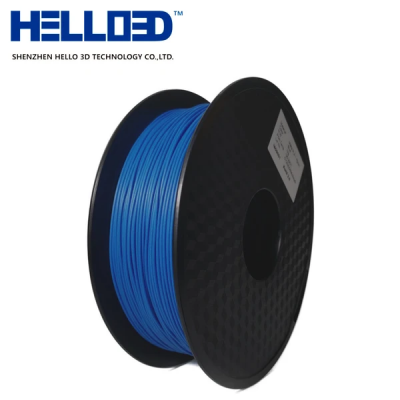 MATTE - Blue - HELLO3D PREMIUM PLA  Filament 1.75mm - 1KG
