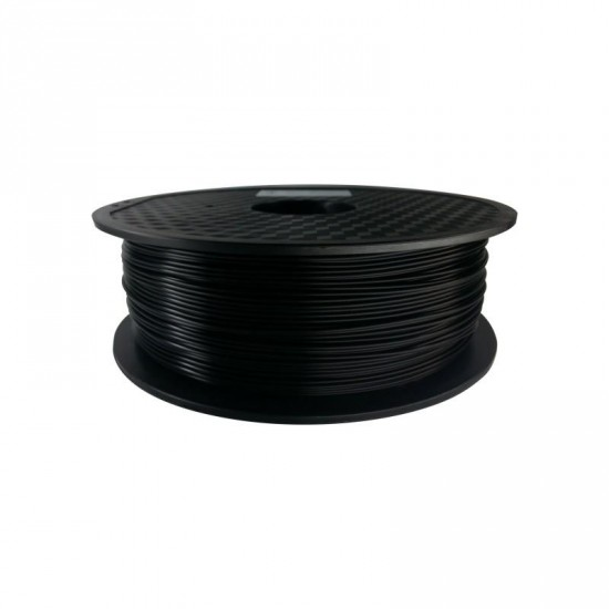 MATTE - Black - HELLO3D PREMIUM PLA  Filament 1.75mm - 1KG